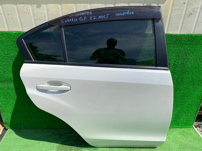 Дверь Subaru Impreza GP2 задняя правая (б/у)