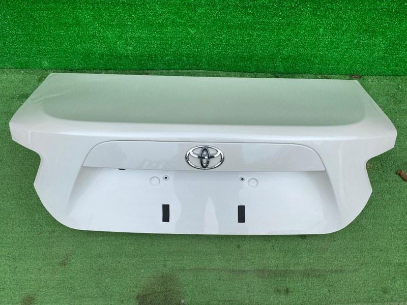 Крышка багажника Toyota Gt86 ZN6 задняя (б/у)