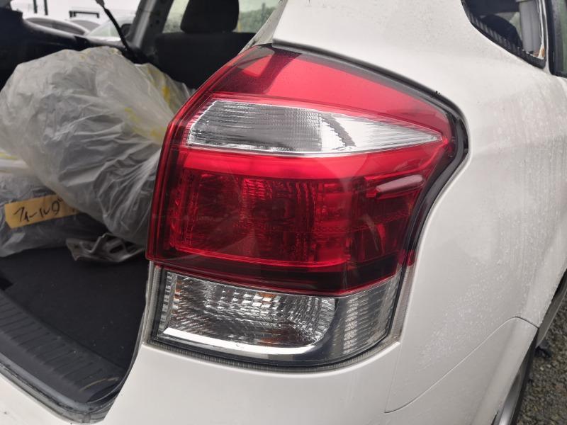 Стоп Toyota Corolla Fielder NZE161 2NR-FKE 2015 задний правый (б/у)