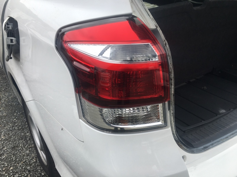 Стоп Toyota Corolla Fielder NZE161 2NR-FKE 2015 задний левый (б/у)