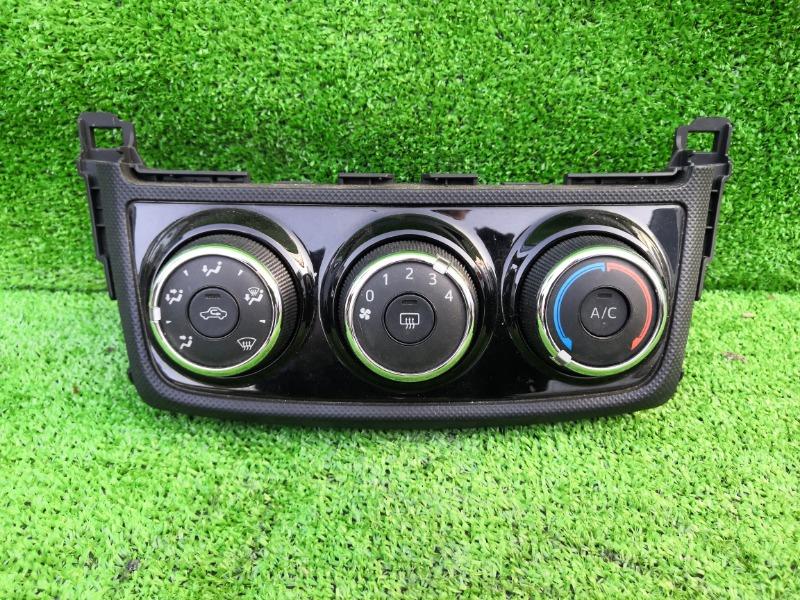 Блок управления климат-контролем Toyota Corolla Fielder NRE160 1NZ-FE (б/у)