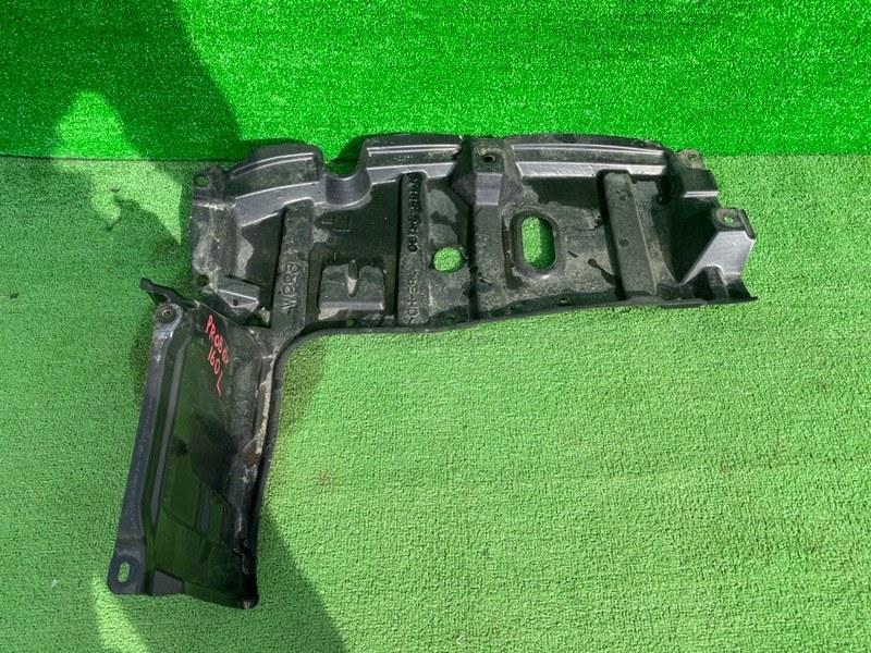 Защита двигателя Toyota Probox NSP160V передняя левая (б/у)