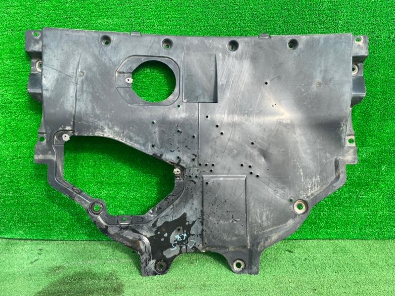 Защита двигателя Mazda Cx-5 KE5AW PEVPS передняя (б/у)