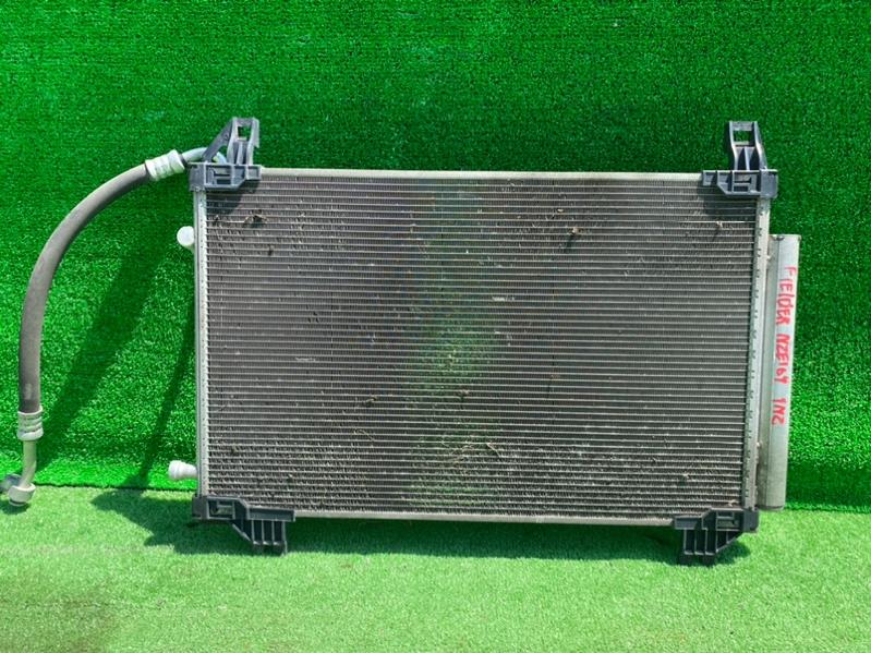 Радиатор кондиционера Toyota Corolla Fielder NZE164 1NZ-FE (б/у)