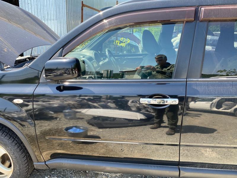 Дверь Nissan X-Trail TNT31 передняя левая (б/у)