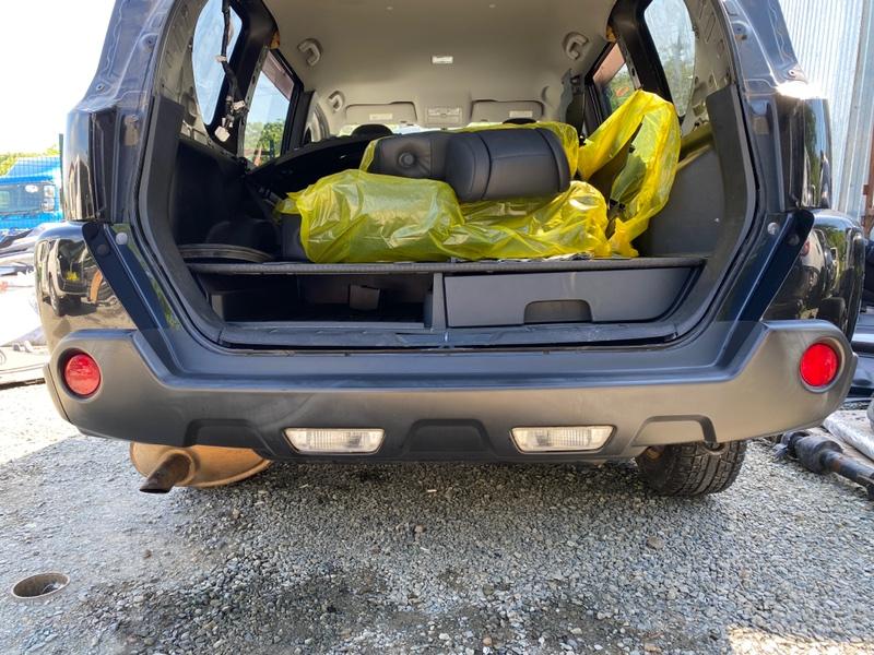 Бампер Nissan X-Trail TNT31 задний (б/у)