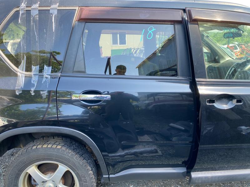 Дверь Nissan X-Trail TNT31 задняя правая (б/у)