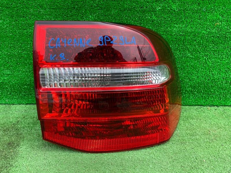 Стоп-сигнал Porsche Cayenne 9PA M48.01 задний правый (б/у)