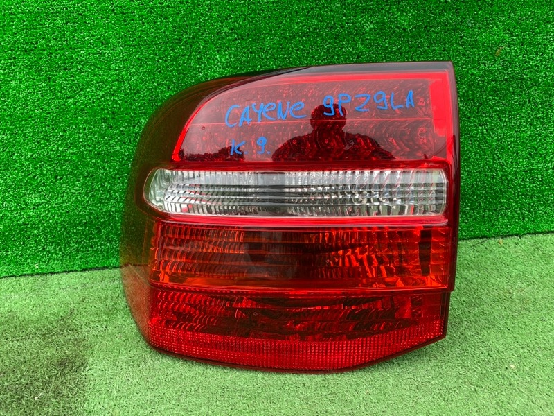 Стоп-сигнал Porsche Cayenne 9PA M48.01 задний левый (б/у)