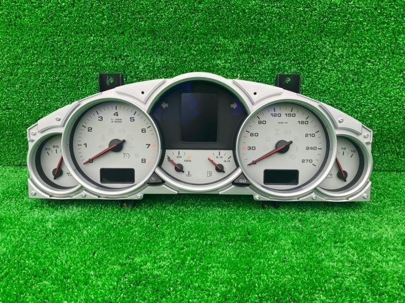 Спидометр Porsche Cayenne 9PA M48.01 2009 (б/у)