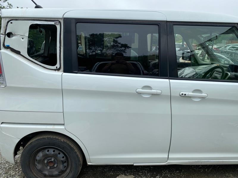 Дверь Suzuki Solio MA26S K12C задняя правая (б/у)
