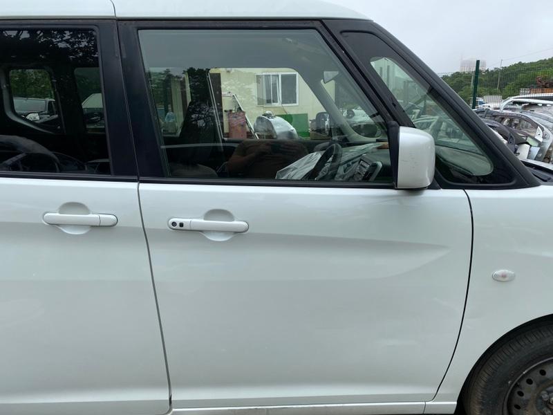 Дверь Suzuki Solio MA26S K12C передняя правая (б/у)