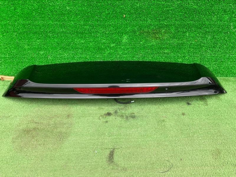 Спойлер Honda Fit Shuttle GP2 L15A 2014 задний (б/у)