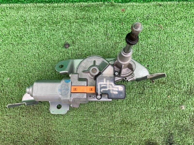 Мотор дворников Honda Fit Shuttle GP2 L15A 2014 задний (б/у)