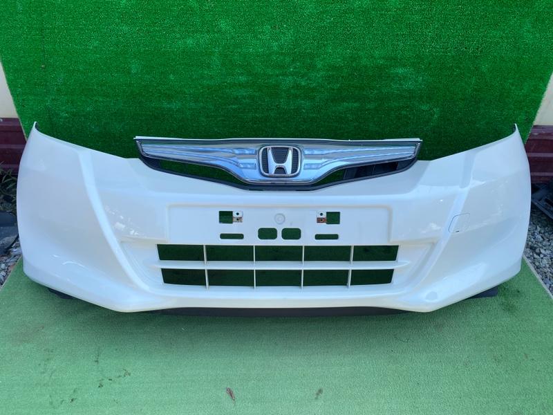 Бампер Honda Fit GE6 L13A 10.2010 передний (б/у)