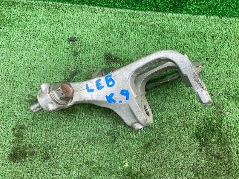 Крепление подушки двс Honda Fit GP5 LEB нижнее (б/у)