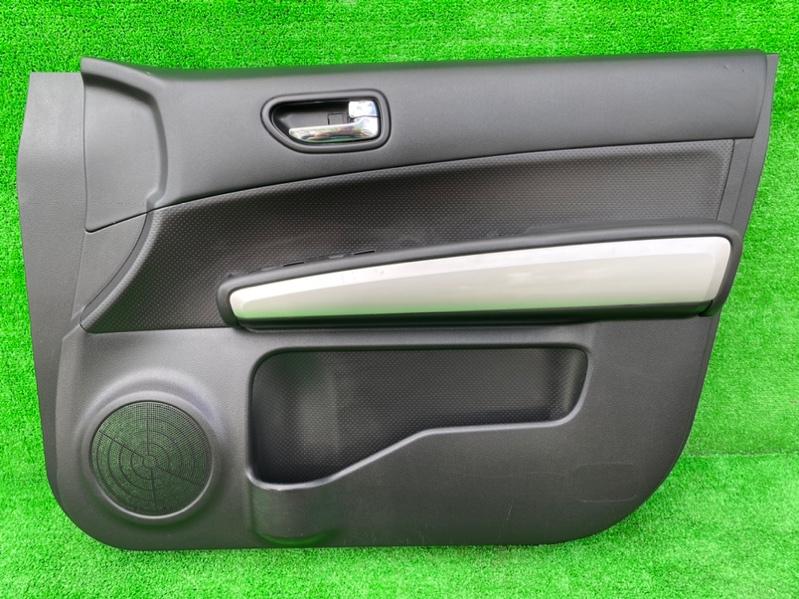 Обшивка дверей Nissan X-Trail T31 QR25DE передняя правая (б/у)