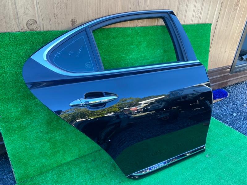 Дверь Lexus Ls USF40 2UR-FSE задняя правая (б/у)