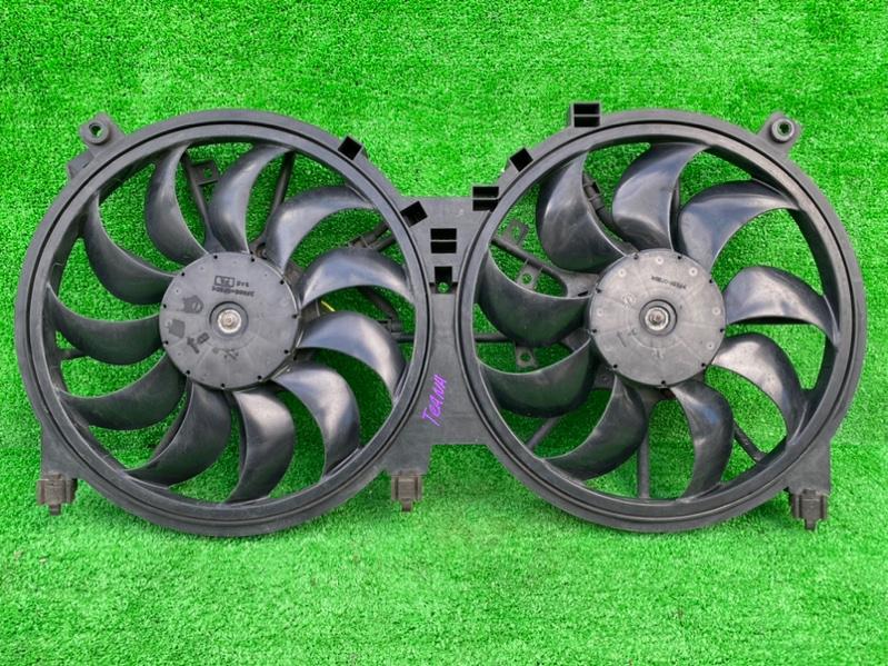 Вентилятор радиатора Nissan Teana L33 QR25DE (б/у)