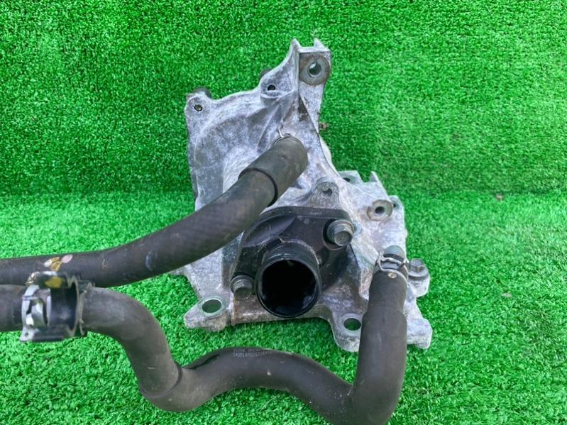 Корпус термостата Nissan Sylphy TB17 MRA8DE 12.2012 (б/у)