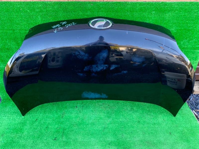 Капот Toyota Voxy ZRR70G 3ZR-FAE 2011 (б/у)