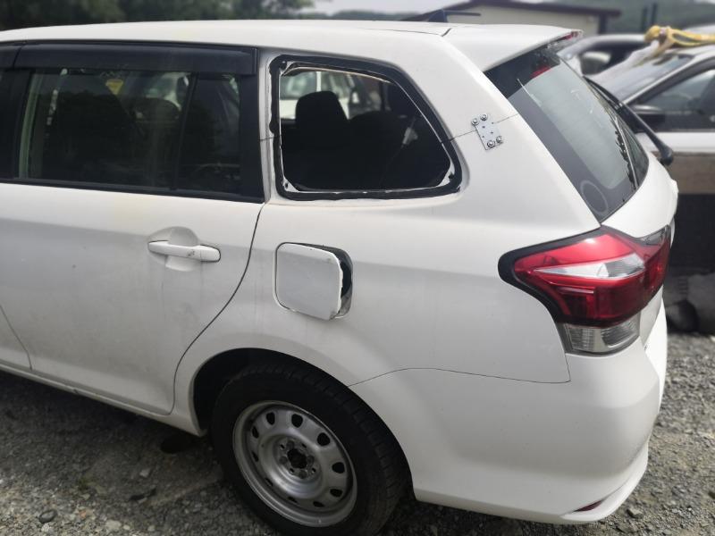 Крыло Toyota Corolla Fielder NKE165 1NZFXE заднее левое (б/у)