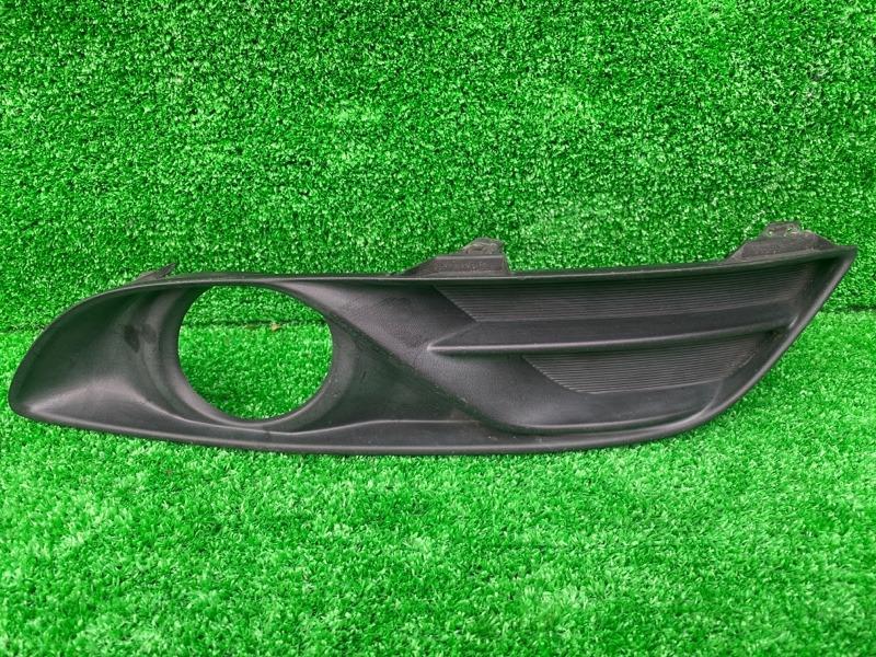 Ободок туманки Nissan Sylphy TB17 MRA8DE передний правый (б/у)