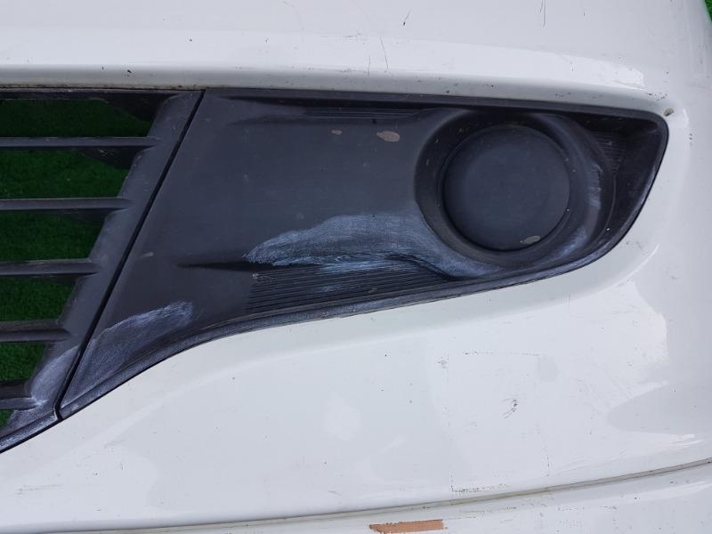 Заглушка бампера Mitsubishi Delica D:2 MB15S K12B 2012 передняя левая (б/у)