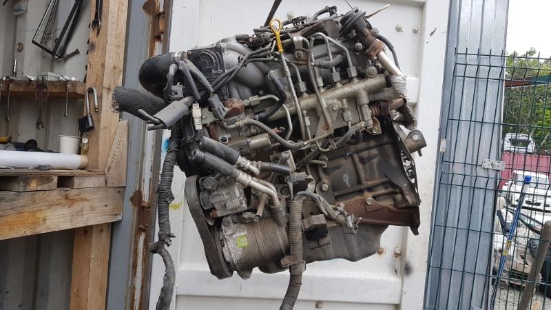 Двигатель Mazda Bongo SKF2M RFTE (б/у)