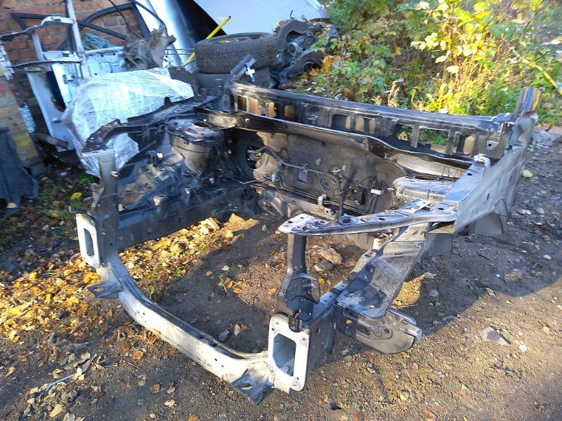 Телевизор (кузов) Mitsubishi Outlander Xl CW5W 4B12 2008 передний (б/у)