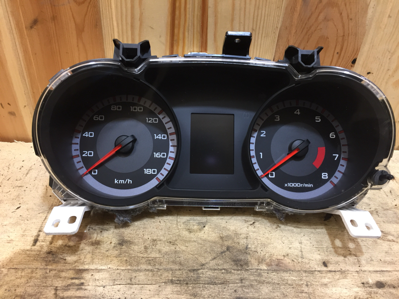 Панель приборов Mitsubishi Outlander Xl CW5W 4B12 2008 (б/у)