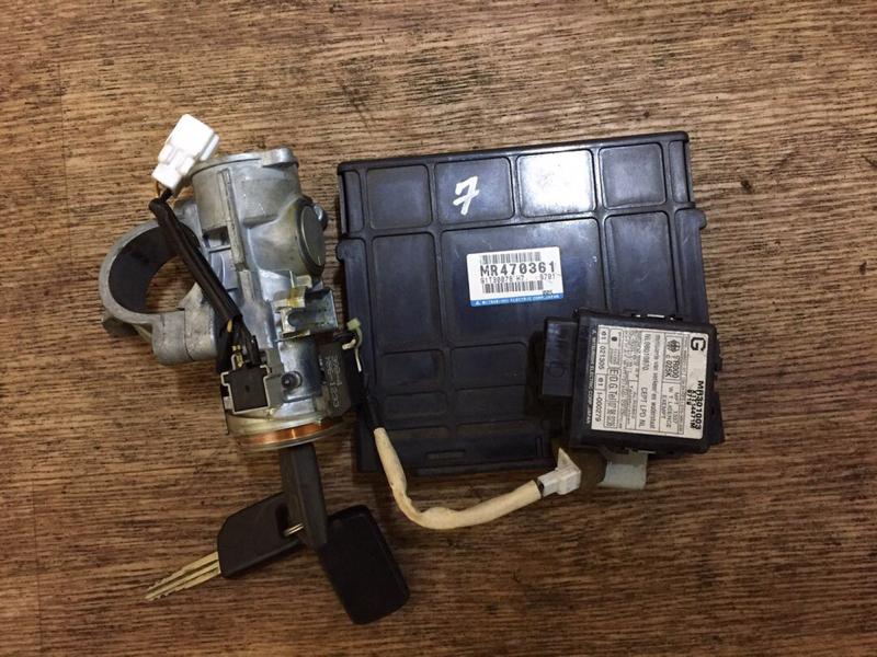 Блок управления двигателем Mitsubishi Galant EA3A 4G64 1996 (б/у)