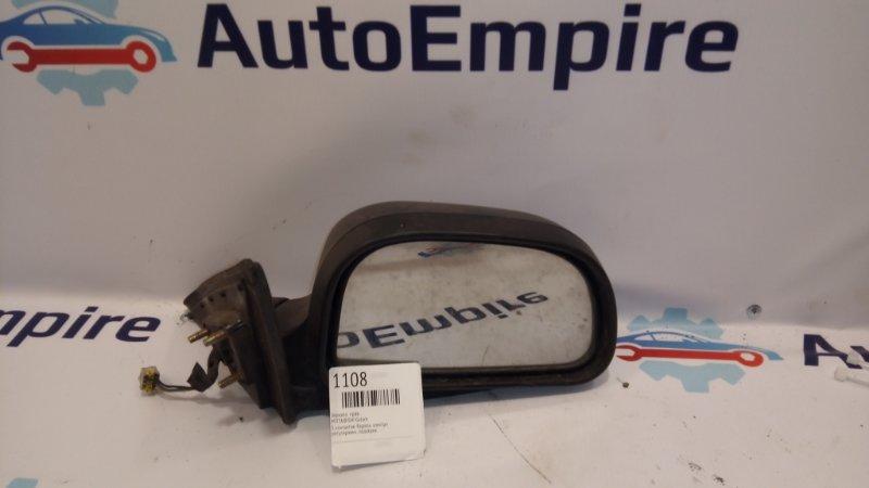 Зеркало (европа) Mitsubishi Galant EA2A 4G64GDI 1996 правое (б/у)