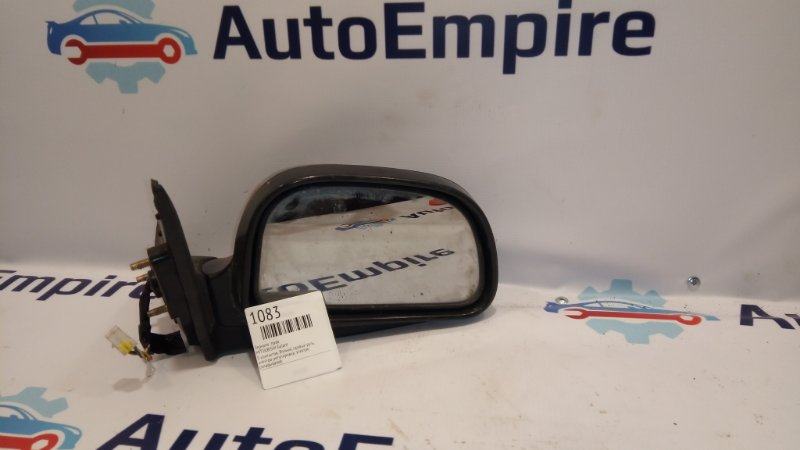 Зеркало (япония) Mitsubishi Galant EC1A 4G64GDI 1996 правое (б/у)