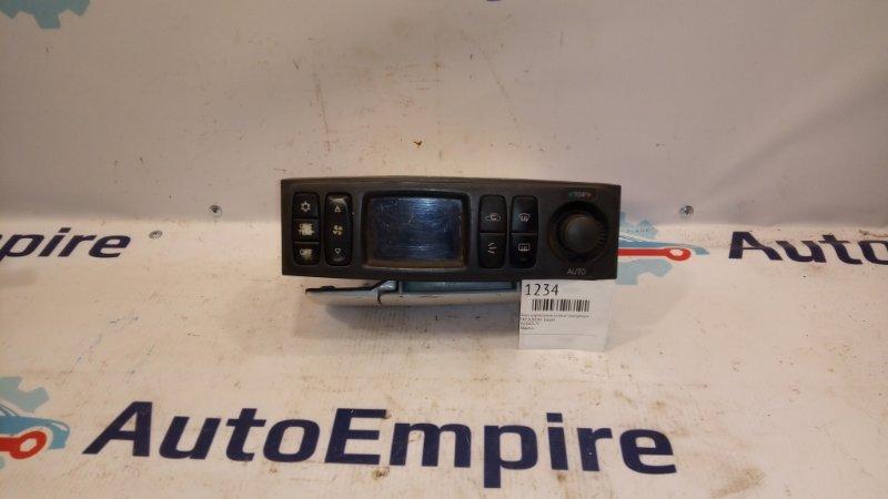 Блок управления климат-контролем Mitsubishi Galant EA1A 4G64GDI 1996 (б/у)