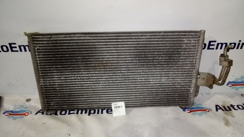 Радиатор кондиционера Mitsubishi Galant EA1A 4G63 1996 (б/у)