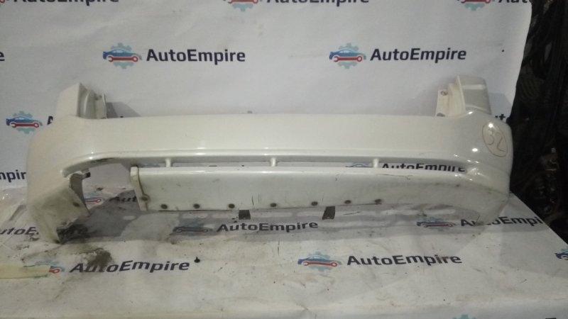 Бампер задний Mitsubishi Galant EA1W 4G64GDI 1996 задний (б/у)