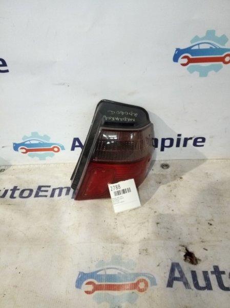 Фонарь задний Mitsubishi Legnum EA1W 4G64GDI 1996 задний правый (б/у)