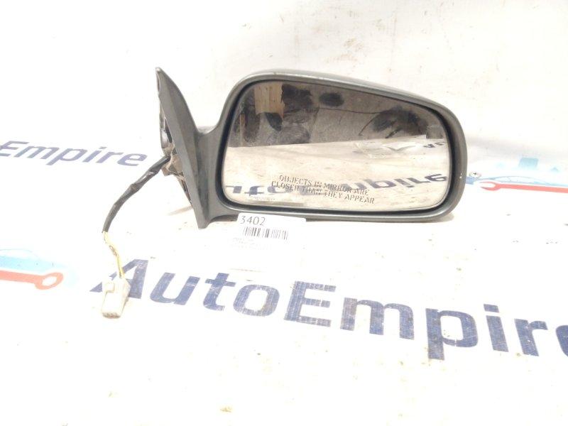 Зеркало (уценка) Mitsubishi Galant EA3A 4G64 1998 правое (б/у)
