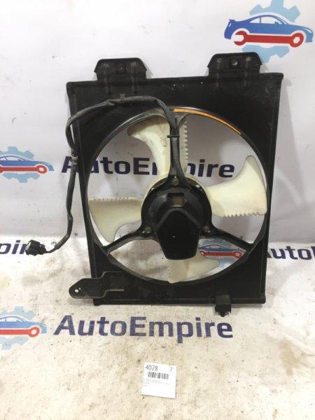 Вентилятор радиатора Mitsubishi Airtrek CU2W 4G63T 2002 (б/у)