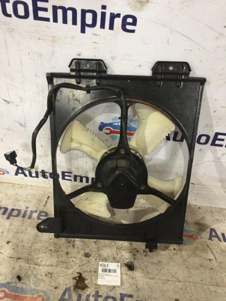 Вентилятор радиатора Mitsubishi Airtrek CU2W 4G63T 2003 (б/у)