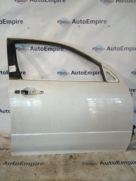 Дверь Mitsubishi Airtrek CU2W 4G63T 2003 передняя правая (б/у)