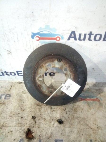 Тормозной диск задний Mitsubishi Galant EC5A 6A13TT 1996 задний (б/у)