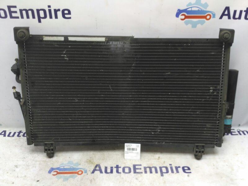Радиатор кондиционера Mitsubishi Airtrek CU2W 4G63T 2002 (б/у)