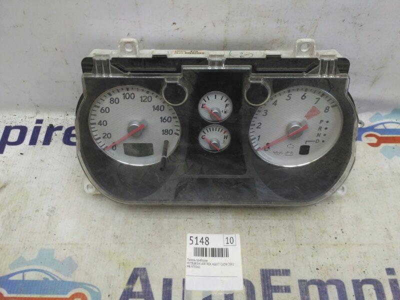 Панель приборов Mitsubishi Airtrek CU2W 4G63T 2002 (б/у)