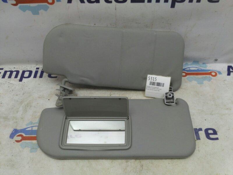 Козырек солнцезащитный Mitsubishi Galant 1996 (б/у)