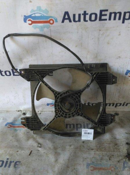 Вентилятор радиатора Mitsubishi Galant EA1A 4G64GDI 1996 (б/у)