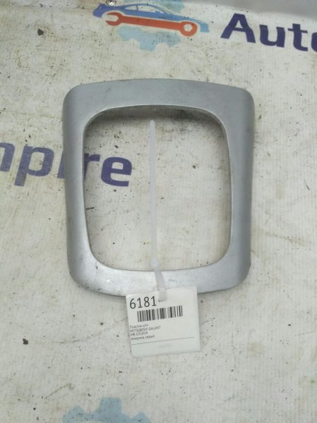 Пластик кпп Mitsubishi Galant EA3A 4G64 1996 (б/у)