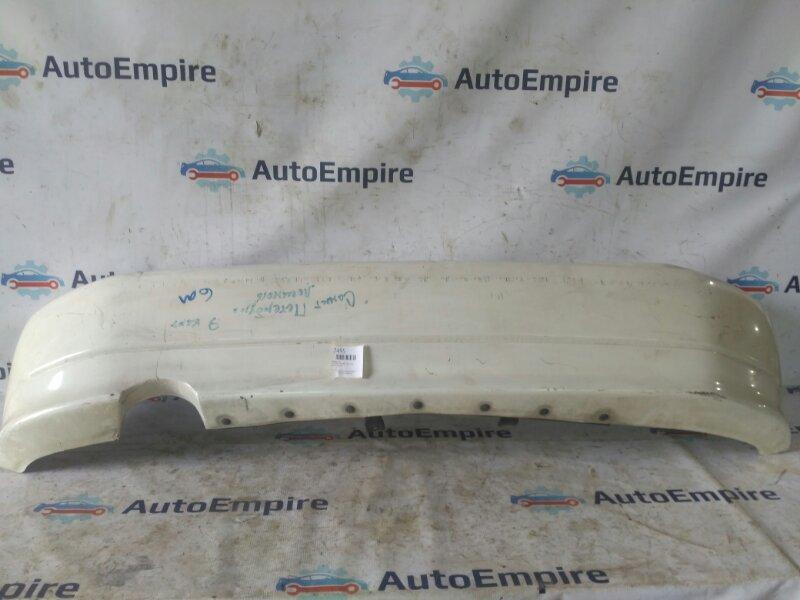 Бампер задний Mitsubishi Galant EA1A 4G64GDI 1996 задний (б/у)