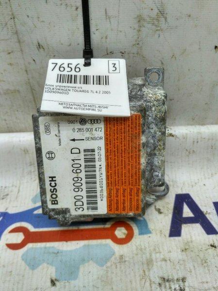Блок управления srs Volkswagen Touareg 7L AXQ 2005 (б/у)